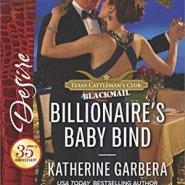 Spotlight & Giveaway: Billionaire's Baby Bind by Katherine Garbera