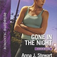 Spotlight & Giveaway: Gone in the Night by Anna J Stewart