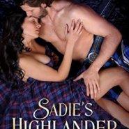 Spotlight & Giveaway: Sadie's Highlander by Maeve Greyson