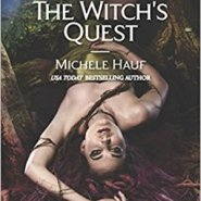 REVIEW: The Witch's Quest by Michele Hauf