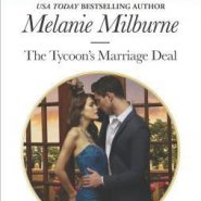 Spotlight & Giveaway: The Tycoon's Marriage Deal by Melanie Milburne