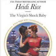 REVIEW: The Virgin's Shock Baby by Heidi Rice