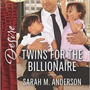 Spotlight & Giveaway: Twins for the Billionaire by Sarah M. Anderson