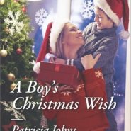 REVIEW: A Boy's Christmas Wish  by Patricia Johns