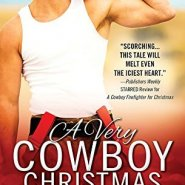 Spotlight & Giveaway: A Very Cowboy Christmas by Kim Redford