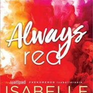 REVIEW: Always Red by Isabelle Ronin
