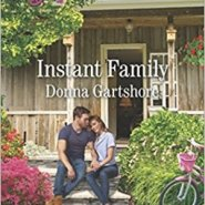 REVIEW: Instant Family  by Donna Gartshore