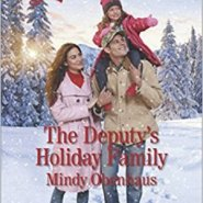 REVIEW: The Deputy's Holiday Family by Minday Obenhaus