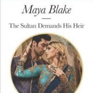 REVIEW: The Sultan Demands His Heir by Maya Blake