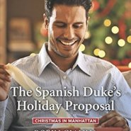 REVIEW: The Spanish Duke's Holiday Proposal by Robin Gianna