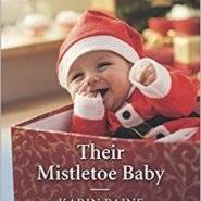 REVIEW: Their Mistletoe Baby by Karin Baine