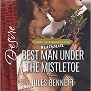 REVIEW: Best Man Under the Mistletoe by Jules Bennett