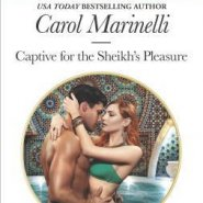 REVIEW: Captive for the Sheikh's Pleasure by Carol Marinelli