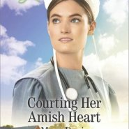 REVIEW: Courting Her Amish Heart by Mary Davis