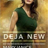 REVIEW: Deja New by MaryJanice Davidson
