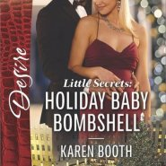 REVIEW: Holiday Baby Bombshell  by Karen Booth