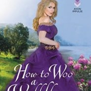 Spotlight & Giveaway: How to Woo a Wallflower by Christy Carlyle