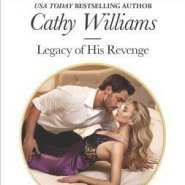 REVIEW: Legacy of his Revenge by Cathy Williams