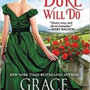Spotlight & Giveaway: No Other Duke Will Do by Grace Burrowes
