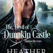 Spotlight & Giveaway: The Devil of Dunakin Castle by Heather McCollum