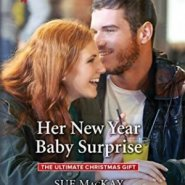 REVIEW: The New Year Baby Surprise by Sue Mackay