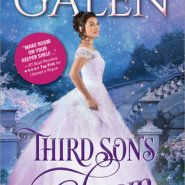 REVIEW: Third Son's a Charm by Shana Galen