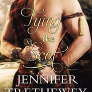 Spotlight & Giveaway: Tying the Scot by Jennifer Trethewey