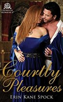Spotlight & Giveaway: Courtly Pleasures by Erin Kane Spock