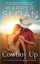 Spotlight & Giveaway: Cowboy Up by Harper Sloan