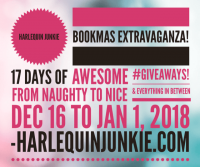 #Giveaway Day 2:  HJ's 2017 #BOOKMAS Extravaganza!