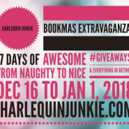 #Giveaway Day 1:  HJ's 2017 #BOOKMAS Extravaganza!