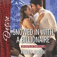 REVIEW: Snowed In With A Billionaire by Karen Booth