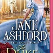 Spotlight & Giveaway: The Duke Knows Best by Jane Ashford