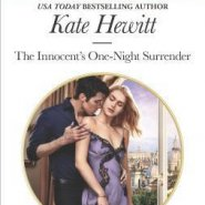REVIEW: The Innocent's One Night Surrender by Kate Hewitt