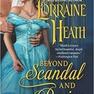 Spotlight & Giveaway: Beyond Scandal and Desire by Lorraine Heath