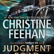 Spotlight & Giveaway: Judgment Road by Christine Feehan