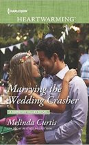 Spotlight & Giveaway: Marrying the Wedding Crasher by Melinda Curtis