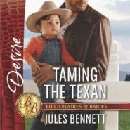 REVIEW: Taming the Texan by Jules Bennett