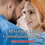 REVIEW: Resisting her Commander Hero by Lucy Ryder