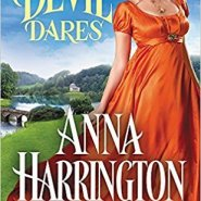 Spotlight & Giveaway: As the Devil Dares by Anna Harrington