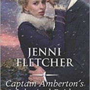 Spotlight & Giveaway: Captain Amberton's Inherited Bride by Jenni Fletcher