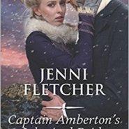 Spotlight & Giveaway: Captain Amberton's Inherited Bride by Jenni Fletcher