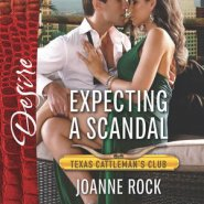 REVIEW: Expecting a Scandal by Joanne Rock
