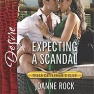 Spotlight & Giveaway: Expecting a Scandal by Joanne Rock