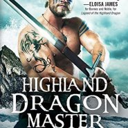 Spotlight & Giveaway: Highland Dragon Master by Isabel Cooper
