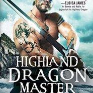 Spotlight & Giveaway: Highland Dragon Master by Isabel Cooper