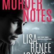 Spotlight & Giveaway: Murder Notes by Lisa Renee Jones