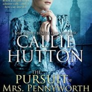 Spotlight & Giveaway: The Pursuit of Mrs. Pennyworth by Callie Hutton