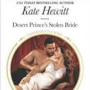 REVIEW: Desert Prince's Stolen Bride by Kate Hewitt