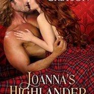 Spotlight & Giveaway: Joanna's Highlander by Maeve Greyson